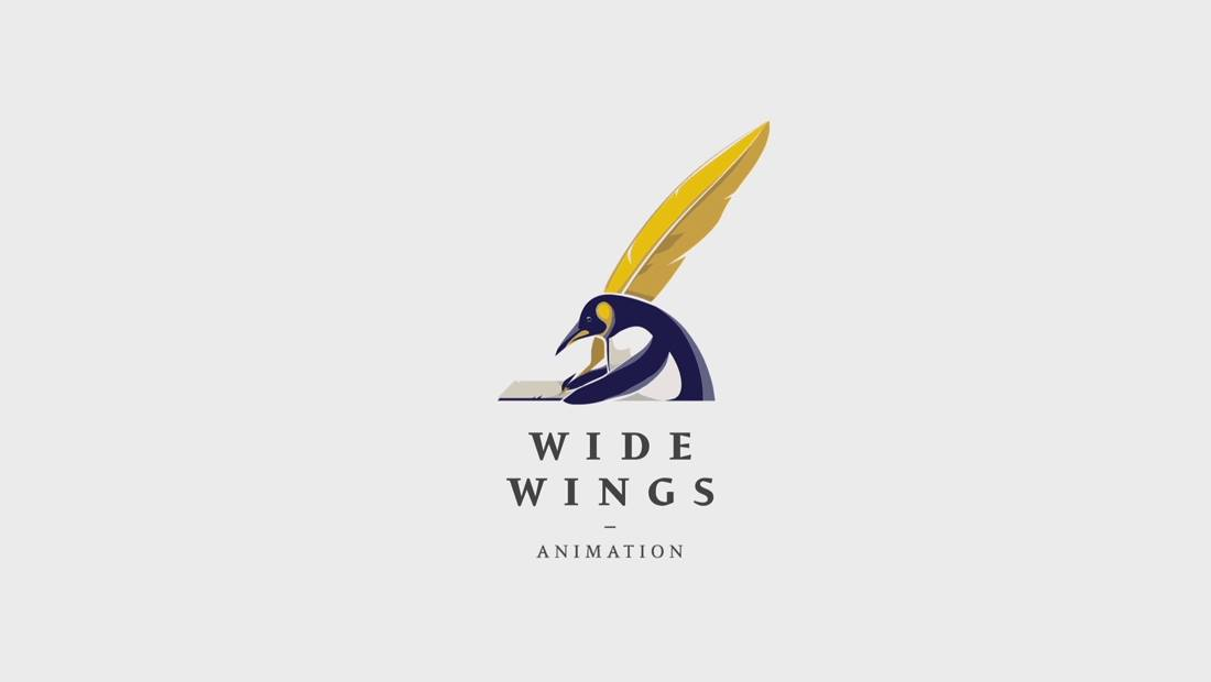 Wide Wings Animation Intro